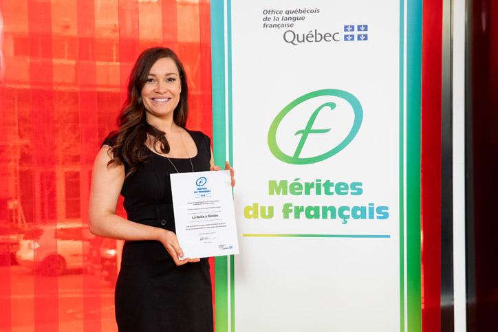 Mérites du français